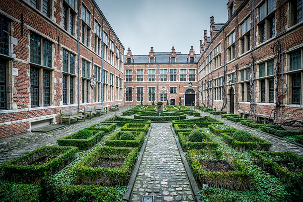 Plantin-Moretus House-Workshops-Museum Complex: My 320th UNESCO World Heritage Site