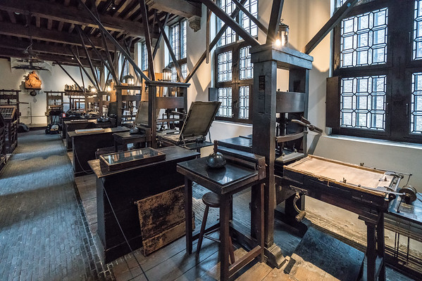 The World's Oldest Printing Presses