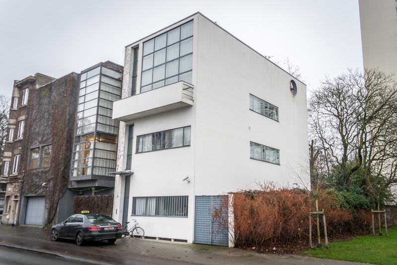 Maison Guiete in Antwerp