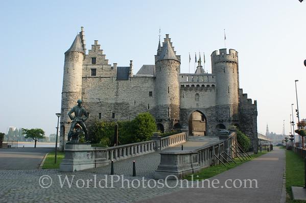 Antwerp - Het Steen