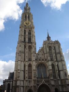 Onze Lieve Vrouwekathedral, Antwerp (Antwerpen) - Belgium.