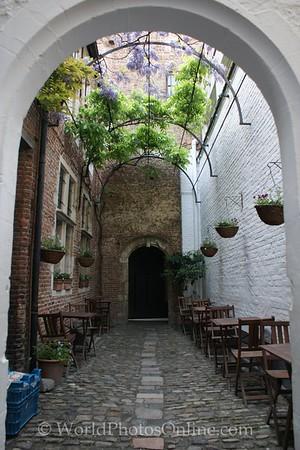 Antwerp - Medieval Street 2