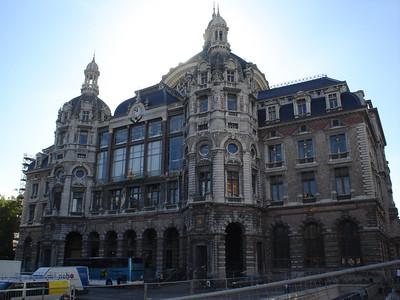 Centraal Station, Antwerp (Antwerpen) - Belgium.