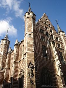 Vleeshuis, Antwerp (Antwerpen) - Belgium.