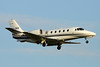 OO-CEH Cessna 560 Citation Excel S+ c/n 560-6003 Brussels/EBBR/BRU 28-08-16