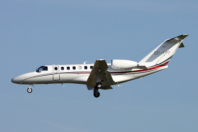 OO-FPF Cessna 525B Citation Jet 3+ c/n 525B-0505 Brussels/EBBR/BRU 26-03-17