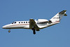 OO-DDA Cessna 525A CitationJet 2 c/n 525A-0164 Brussels/EBBR/BRU 07-07-13