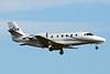 OO-SLM Cessna 560 Citation Excel S c/n 560-5781 Brussels/EBBR/BRU 28-08-16