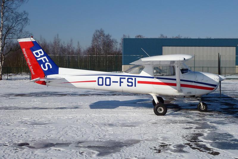 OO-FSI Reims-Cessna F.150M c/n 1399 Genk-Zwartberg/EBZW 02-02-12
