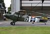 OO-USA (17-B) Piper L-21B 135 Super Cub c/n 18-3824 St.Hubert/EBSH 26-08-17