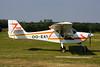 OO-E41 (OQ-BNE) Aeropro Eurofox c/n 14803 Schaffen-Diest/EBDT 11-08-12