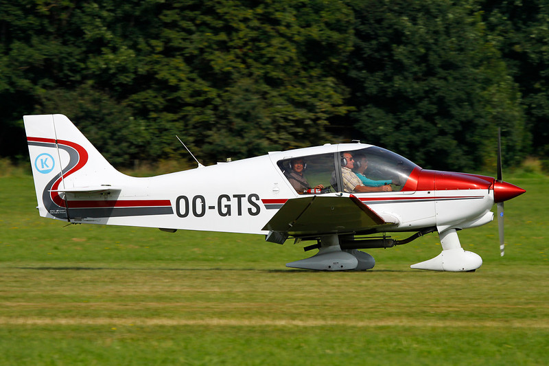 OO-GTS Robin DR.400-140B Dauphin 4 c/n 2567 Schaffen-Diest/EBDT 12-08-12