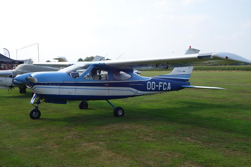 OO-FCA Reims-Cessna F.177RG Cardinal RG c/n 0040 Hasselt/EBZH 27-08-17
