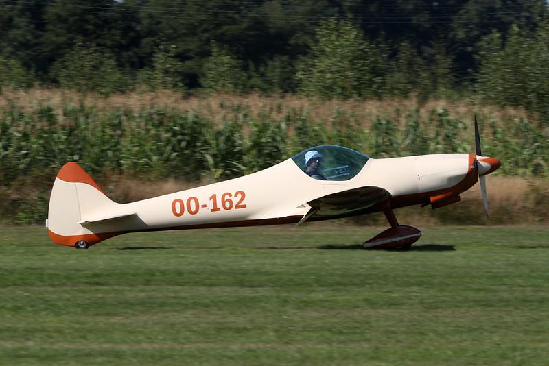 OO-162 Silence Aircraft Twister c/n 31 Hasselt-Kiewit/EBZH 24-08-19