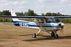 OO-AWC Reims-Cessna F.152 c/n F152-01514 Hasselt-Kiewit/EBZH 29-08-09