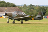 OO-VMH Focke-Wulf FWP-149D c/n 026 Verviers-Theux/Laboru 01-09-07