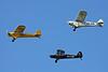 "OO-YOL Piper L-4J Grasshopper c/n 12949 Namur/EBNM 02-09-17 ""In formation with OO-ACK & OO-HBQ"""