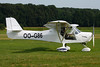 OO-G86 Apollo Fox c/n 110610 Schaffen-Diest/EBDT 12-08-12