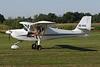 OO-H58 Aeropro Eurofox c/n 47315 Hasselt-Kiewit/EBZH 24-08-19