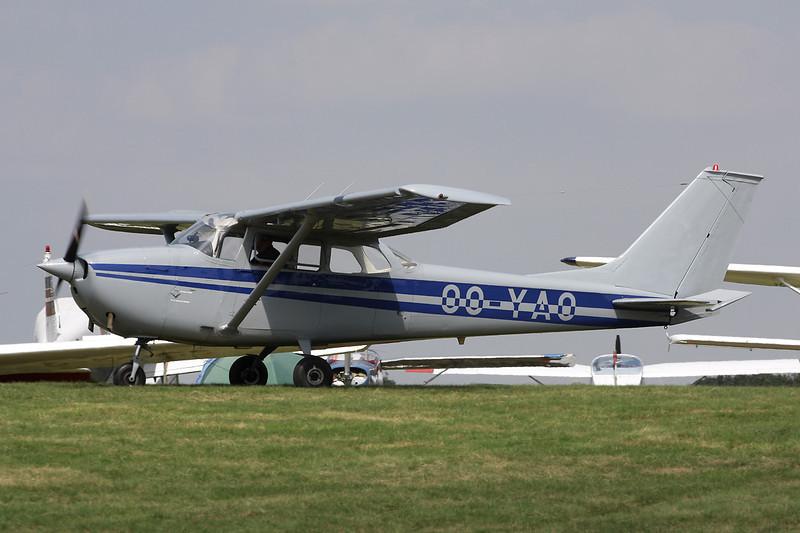 OO-YAO Reims-Cessna F.172H c/n 0695 Schaffen-Diest/EBDT 11-08-12