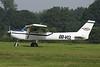 OO-VCL Reims-Cessna FA.152 Aerobat c/n 0423 Schaffen-Diest/EBDT 14-08-16