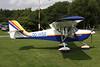 OO-H50 Aeropro Eurofox c/n 14603 Verviers-Theux/EBTX 26-08-17