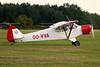 OO-VVA Piper PA-18-150 Super Cub c/n 18-8281 Verviers-Theux/EBTX 03-09-11