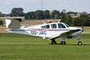 OO-JAC Beech V35A Bonanza c/n D-8745 Namur/EBNM 02-09-17