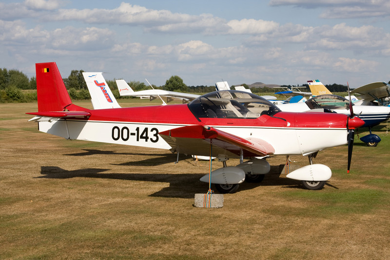 OO-143 Zenair CH.601 Zodiac c/n 6-9111 Hasselt-Kiewit/EBZH 29-08-09