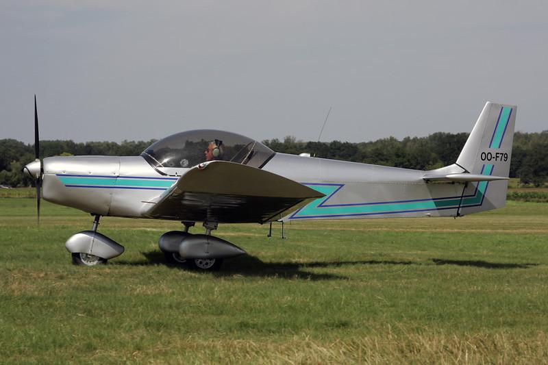 OO-F79 Zenair CH.601 Zodiac c/n 6-9056 Schaffen-Diest/EBDT 12-08-12