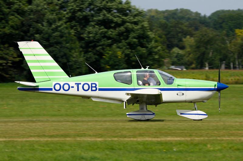 OO-TOB Socata TB-10 Tobago c/n 26 Schaffen-Diest/EBDT 12-08-12