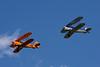 OO-SVB (43) Stampe & Vertongen Stampe SV.4B c/n 1185 & OO-WIL (42) Stampe & Vertongen Stampe SV.4B c/n 1184 Hasselt-Kiewit/EBZH 29-08-09