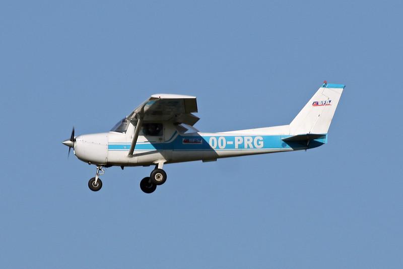 OO-PRG Reims-Cessna F.150M c/n 1185 Liege/EBLG/LGG 31-10-20