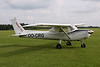 OO-CRG Reims-Cessna F.152 c/n 1524 St.Hubert/EBSH 26-08-17