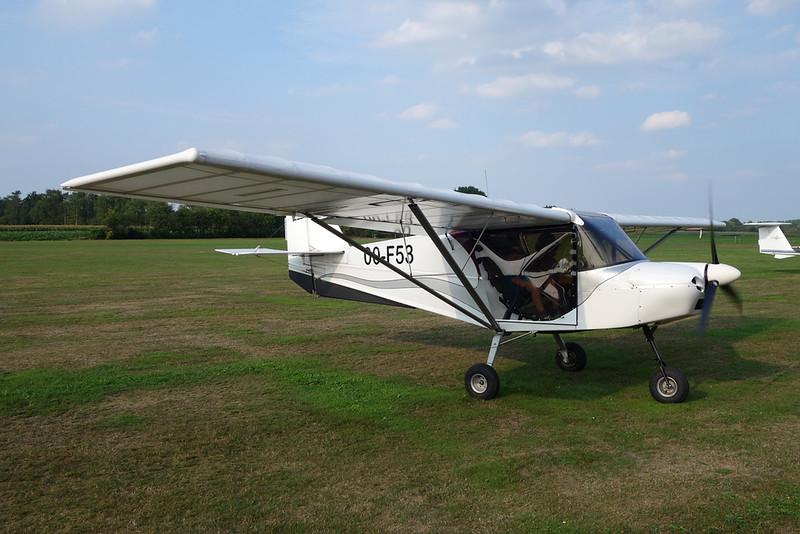 OO-F53 Best Off Skyranger c/n 0507605 Hasselt/EBZH 27-08-17