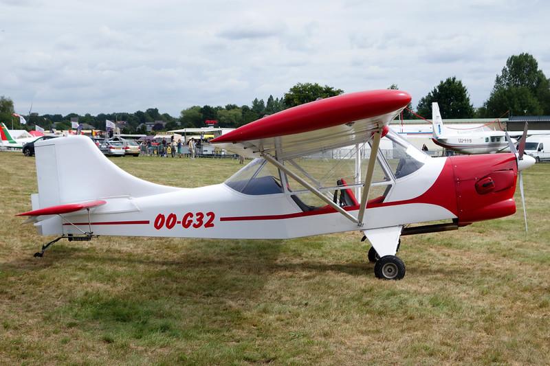 OO-G32 Ultracraft Calypso 2 c/n 013 Schaffen-Diest/EBDT 16-08-15
