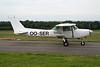 OO-SER Cessna 152 c/n 152-79819 Spa-La Sauveniere/EBSP 08-07-07