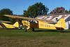 OO-VVH Piper PA-18-150 Super Cub c/n 18-8381 Veriers-Theux/EBTX 16-10-11