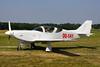 OO-141 Stoddard-Hamilton Glasair II c/n 2078 Schaffen-Diest/EBDT 11-08-12