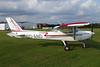 OO-ANO Reims-Cessna F.152 c/n 1745 St.Hubert/EBSH 26-08-17