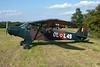 OO-LGB (OL-L49) Piper PA-18-95 Super Cub c/n 18-2060 Verviers-Theux/EBTX 03-09-11
