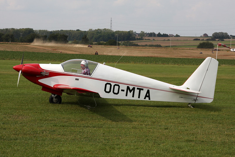 OO-MTA Alpavia RF-3 c/n 30 Namur/EBNM 03-09-17