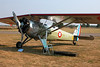 OO-MOR Morane-Saulnier MS.317 c/n 6533/279 Leopoldsburg/EBLE 11-08-03