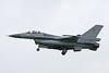 "FA-132 General Dynamics F-16AM Fighting Falcon ""Belgian Air Force"" c/n 6H-132 Florennes/EBFS 17-01-17"