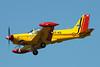 "ST-42 SIAI-Marchetti SF-260D ""Belgian Air Component"" c/n 842 Kleine-Brogel/EBBL 05-06-15"