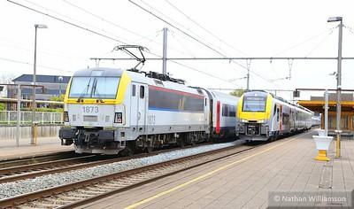 1873 & 08058 in Aalter, Belgium  02/05/15
