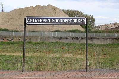 Antwerpen Noorderdokken  27/04/15