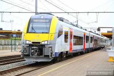08058 calls at Aalter, Belgium  02/05/15
