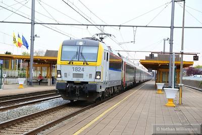 1824 passes Aalter, Belgium  02/05/15