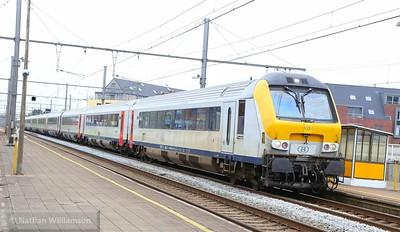 61-88-8090-004-7 arrives into Aalter, Belgium  02/05/15